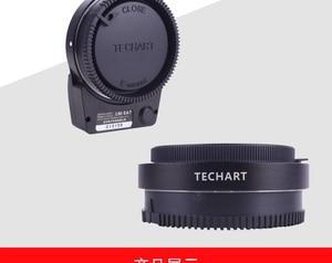 Image 3 - NEW TECHART LM EA7 6.0 II Auto Focus Lens Adapter for Leica M LM Lens to Sony NEX A7RII A6300 A9 A7SII Cameras Lens Adapter