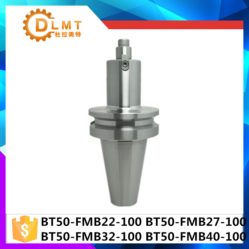 BT50 FMB22 FMB27 FMB32 bt50-fmb22-100 bt50-fmb27-100 bt50-fmb32-100 Face endmill holder shell end mill arbor CNC Milling New free shiping tju aju c12 12 130 dia 12mm insertable bore drilling end mill cutting tools arbor for cpmt080204