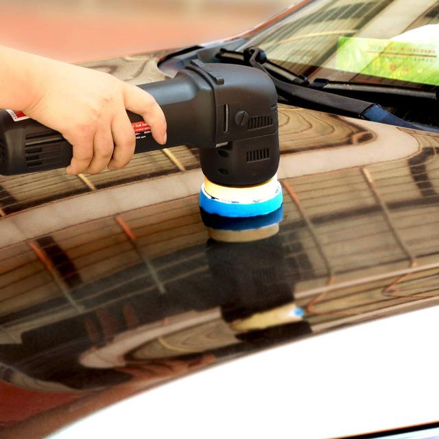 Auto Car Polishing Pad Kit 3″/ 4″/5″/6″/7″