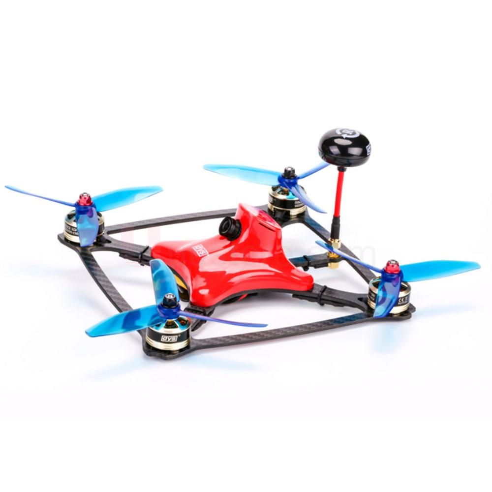FPV Racer w/ SP F3 5.8G 40CH 200mW VTX DYS XDR220 with 5V CCD Camera Integrated PCB OSD PNP Version удочка зимняя trout pro ql 201