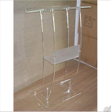 Wholesale Clear Acrylic Podium Pulpit Lectern Acrylic Pulpit Podium Acrylic Lectern Podium
