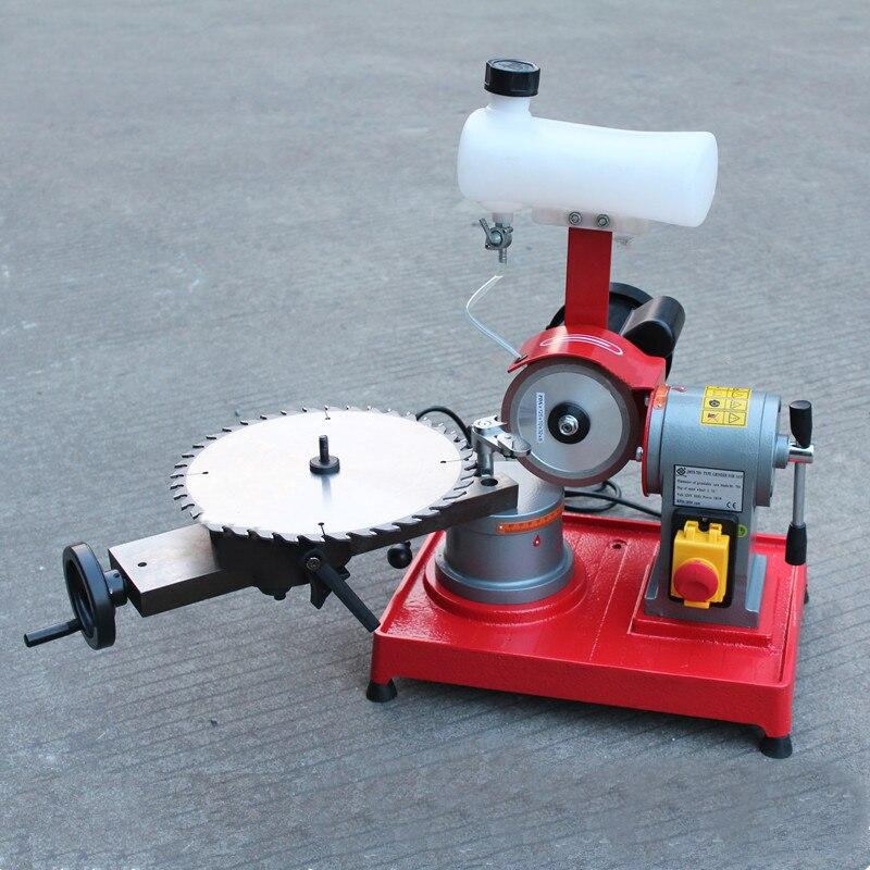 Сплав Пилы Шлифовальный станок нож шлифовальный станок мини Шестерня шлифовальный станок мини деревообрабатывающее оборудование