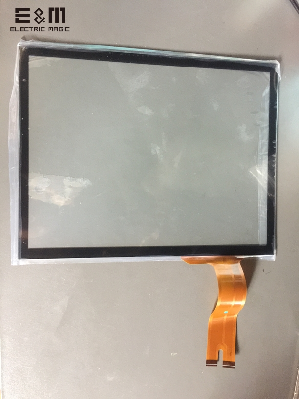 15 Inch 4:3 Capacitance Touch Panel Narrow Edge USB Amp IIC Communication G+G LCD Screen Touch Accessories
