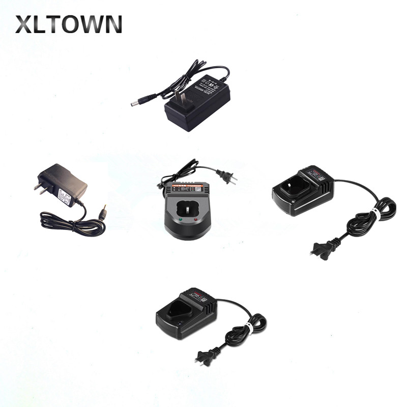 Xltown12/16.8/21/<font><b>25v</b></font> Lithium Battery Charger Cordless Electric Drill Mini Electric Screwdriver Charger electric drill <font><b>adapter</b></font> image