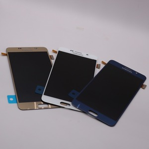 Image 5 - 5.7 OLED kaliteli LCD SAMSUNG Galaxy not 5 ekran LCD dokunmatik ekran SAMSUNG not 5 için Note5 N920A n9200 SM N920 N920C
