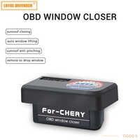 Tiggo 5/Arrizo 5 car OBD electric window regulator auto smart glasses window closer for Chery