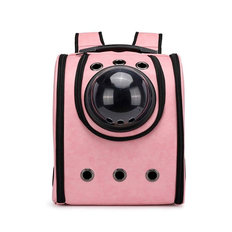 Pink front zipper