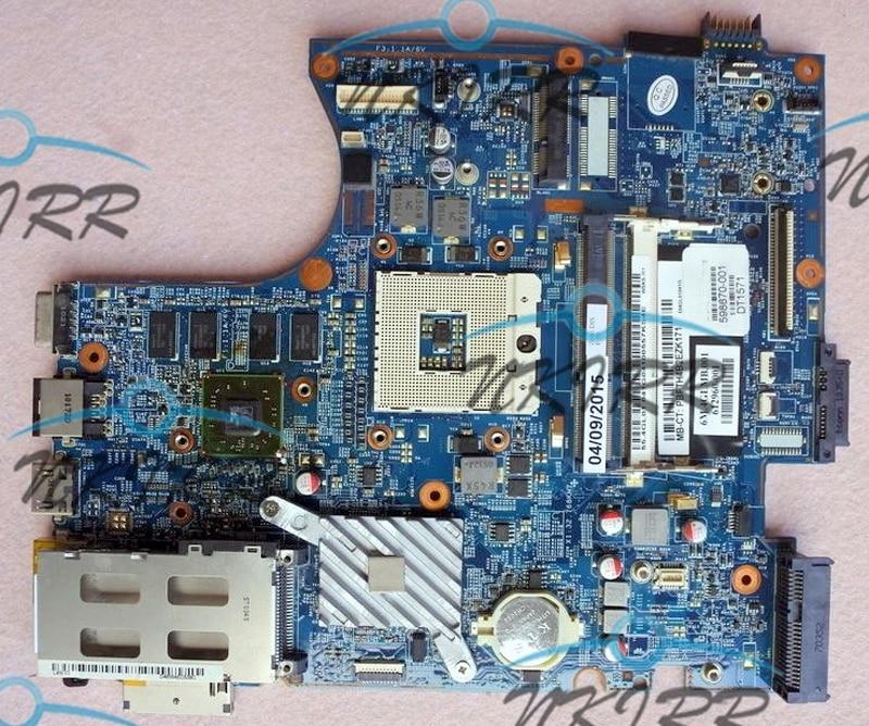 598670 001 Motherboard for HP ProBook 4520S 4720S 48 4GK06