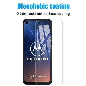 Image 3 - 2 шт., Защита экрана для Motorola One Action, закаленное стекло, Motorola Moto One Action OneAction, защитное стекло, пленка 6,3 дюйма