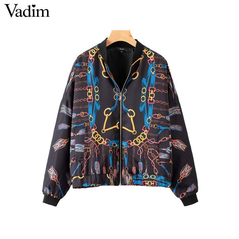 Blazer Vintage Chic Twill Taschen Blazer Mantel Frauen 2019 Mode Kerb Plissee Drei Viertel Hülse Oberbekleidung Casual Jack Chic Tops