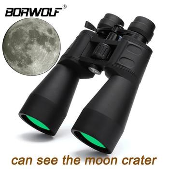 Borwolf 10-380X100 משקפת מקצועית וגדולה – הגדלה כפול 60