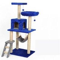 Сизаль Животных Кошка Турник Игрушки Интерактивные Гатос Полки Pet Игрушки Интересные Программы Поставляет Продукцию Для Котят DDMYX93