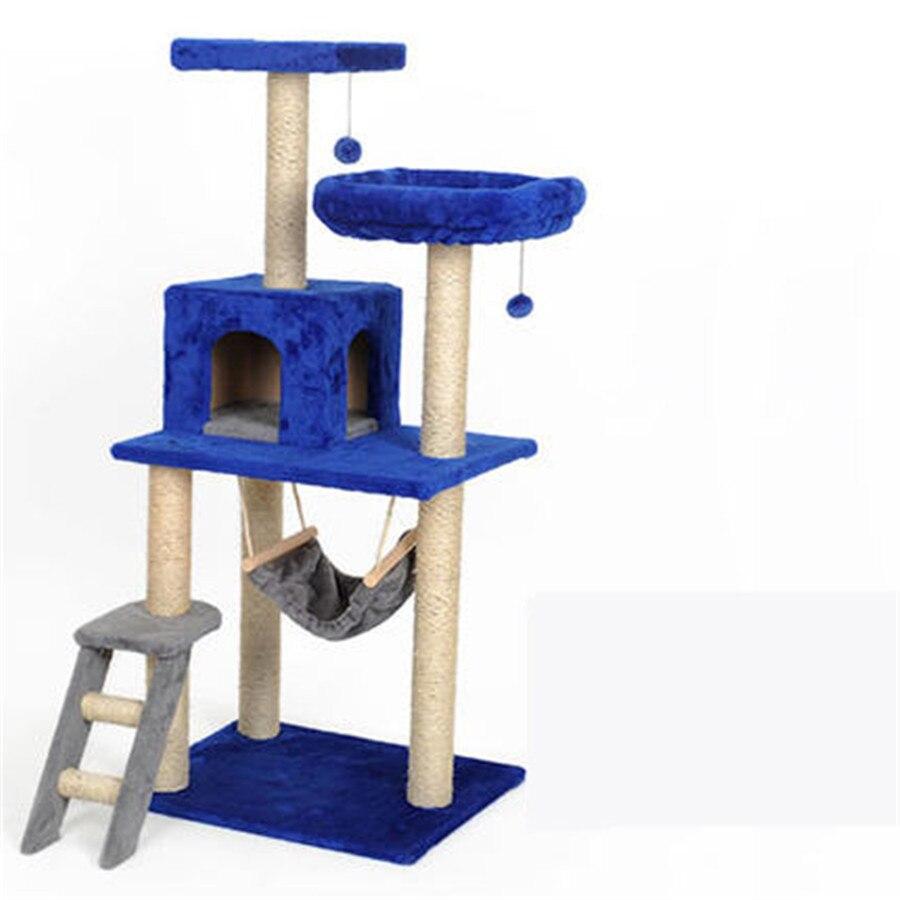 ᐊSisal mascotas gato escalada marcos Juguetes interactivo gatos ...