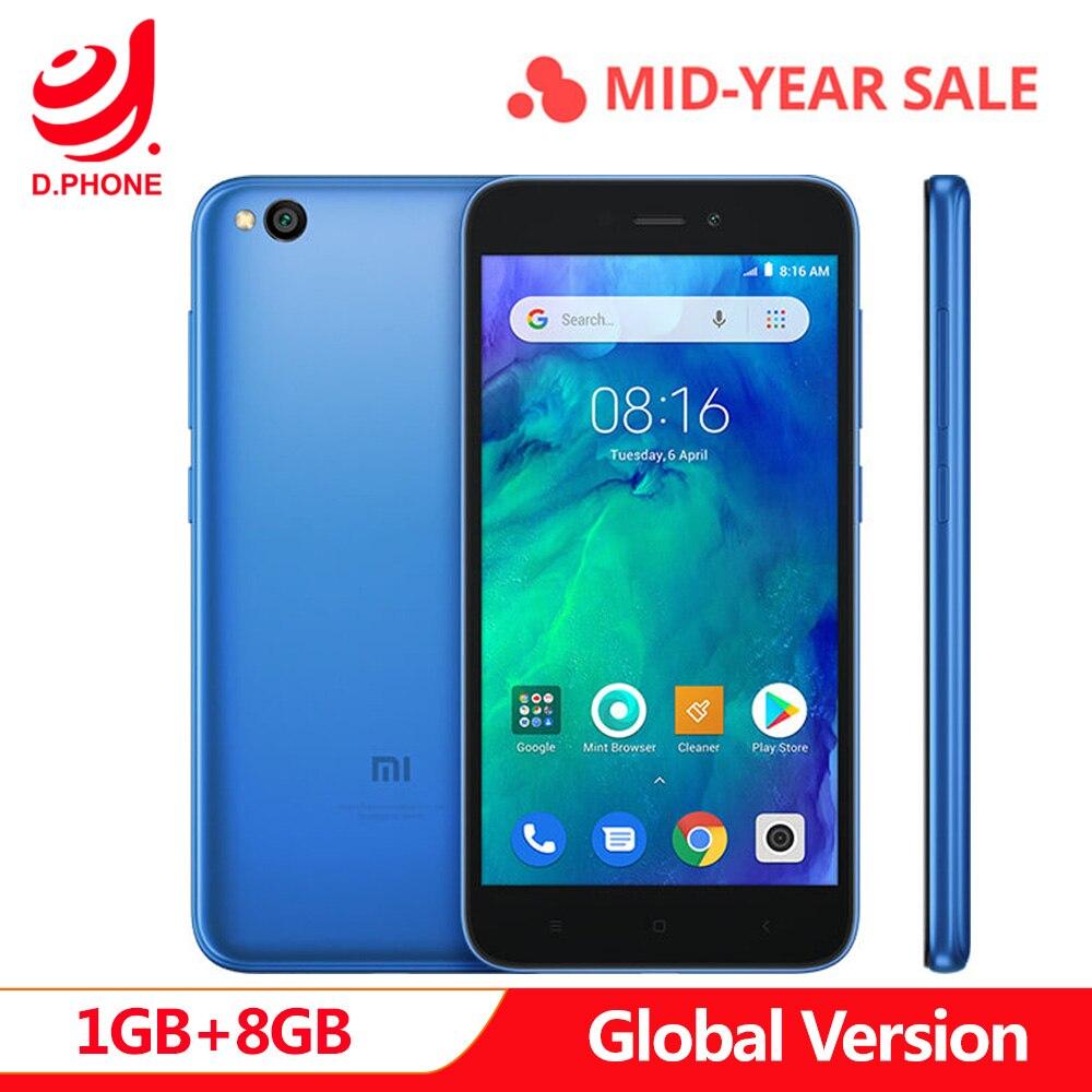 Original Global Version Xiaomi Redmi GO 1GB RAM 8GB ROM Snapdragon 425 Quad Core 5.0 4G LTE 8.0MP Camera 3000mAh SmartphoneOriginal Global Version Xiaomi Redmi GO 1GB RAM 8GB ROM Snapdragon 425 Quad Core 5.0 4G LTE 8.0MP Camera 3000mAh Smartphone