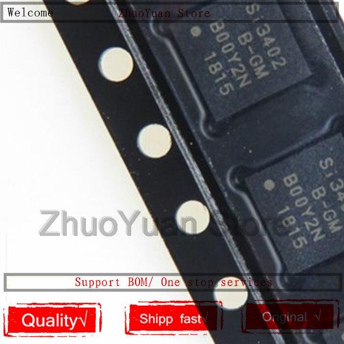 1PCS/lot New SI3402-B-GMR SI3402-B-GM SI3402 B-GM QFN-20 Original IC Chip