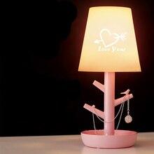 New Tree Branches Design Table Lamp Jewelry Storage Rack Desk Lamp Night  Light Indoor Lighting Desktop Organizeroor Lighting