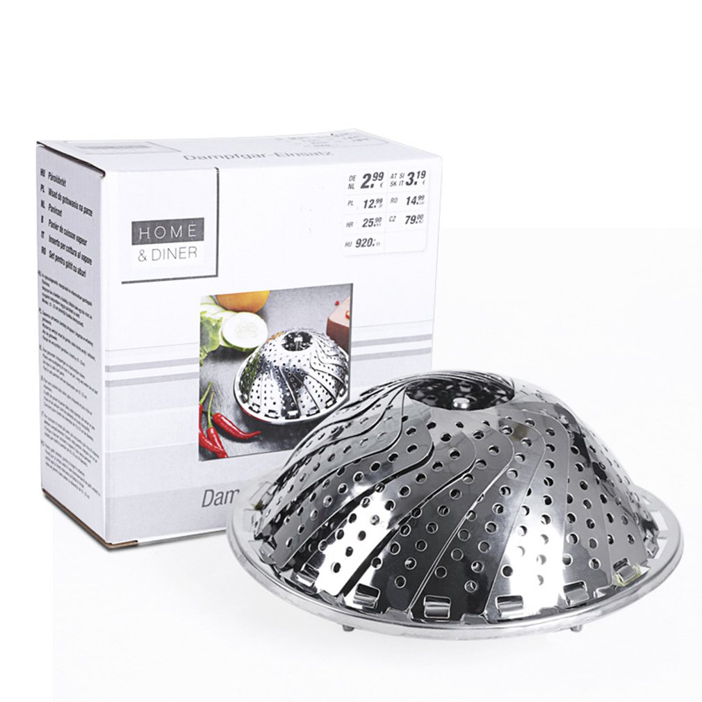 Vegetable Steamer Basket Steamer Inserts For Instant Pot Safety Tool Stainless Steel Pressure Cooker & Instant Pot Accessories