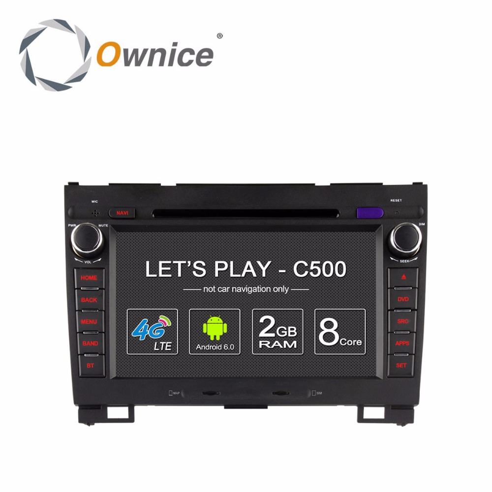 Ownice C500 Android Entertainment Gps Navigation Vehicle PC DVD font b Multimedia b font Player For