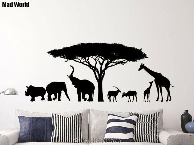 Top Aliexpress.com : Buy Mad World Animal Safari Wild Animals Jungle  CU44