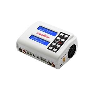 Ultra Poder UP200 DUO AC 100-240 V Carregador de Bateria Lipo Equilíbrio Suporte AC/DC de Entrada