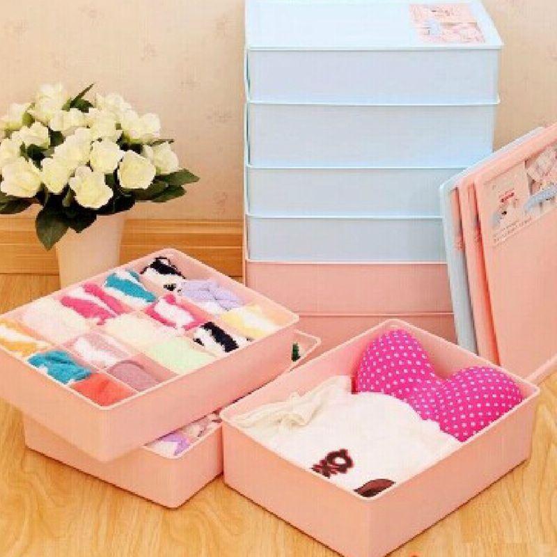 Candy Farbe Umwelt Kunststoff Bh Aufbewahrungsbox Behälter ...