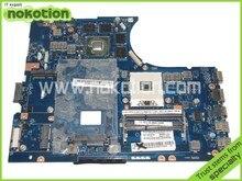 QIWY4 LA-8002P Laptop Motherboard for lenovo Y580 Intel HM76 NVIDIA N13E-GE-A2 DDR3 mainboard DDR3