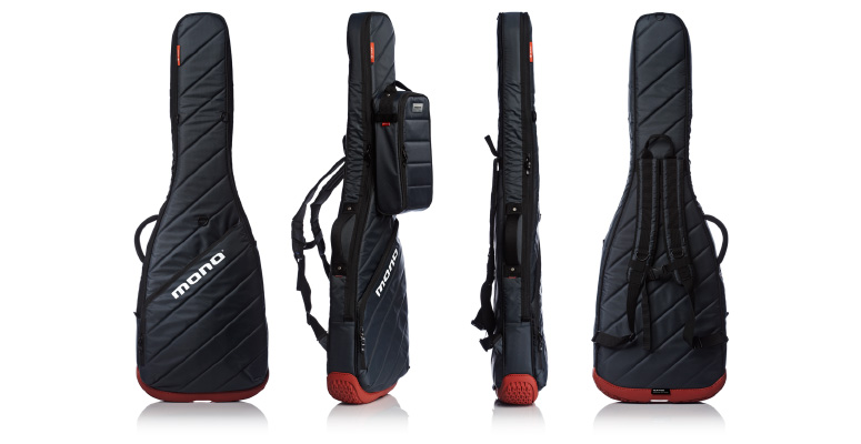 все цены на MONO M80 Vertigo Bass Case - Black with Red or Ash Bottom онлайн