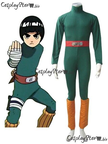 Naruto Costume Naruto Cosplay Rock Lee Cosplay Costume