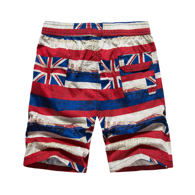Summer Shorts Men Board Shorts Brand plus size swimwear Men Beach Shorts Men maillot de bain homme Quick Dry Men's Boardshorts