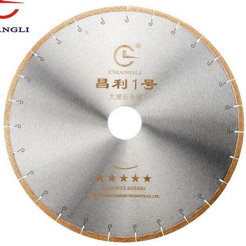 On Sale Of 1PC Diamond Saw Blade 350*50*10mm For Cut Marble, Microcrystalline Stone, Artificial Stone, Quartz Stone, Tiles