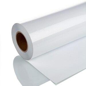 Image 2 - 30 センチメートル * 100 センチメートルpvc熱伝達ビニルフィルムtシャツアイアンでhtv印刷クロップ番号パターンスポーツウェア家の装飾