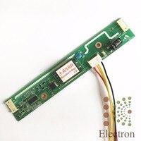 New Universal 2 Lamp CCFL Backlight Inverter Board Booster Input Voltage 12V For 10 24 Inch