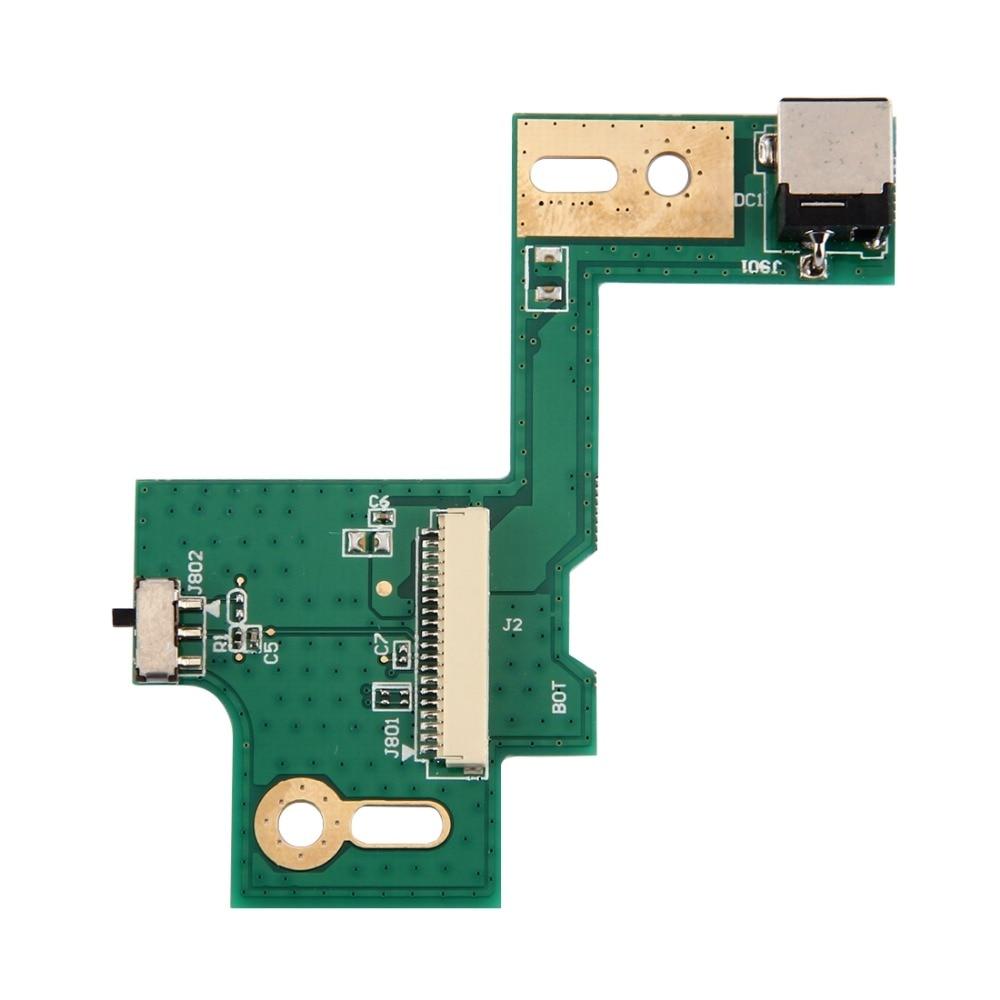 IPartsBuy DC In Jack Board For Asus Laptop N53 / N53SN / N53J / N53S / N53SV / N53T / N53D
