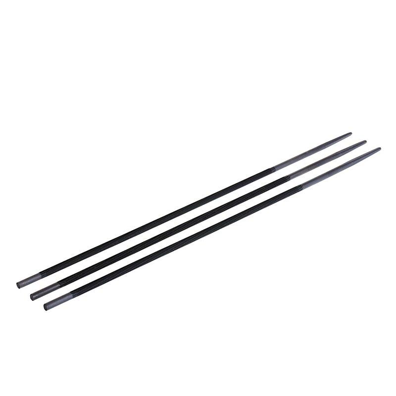Dateien 2019 Mode 3x Pro 3/8 4mm/4,8mm/5,5mm Runde Kettensäge Kette Dateien Einreichung Spitzer Für Holz Neue Handwerkzeuge
