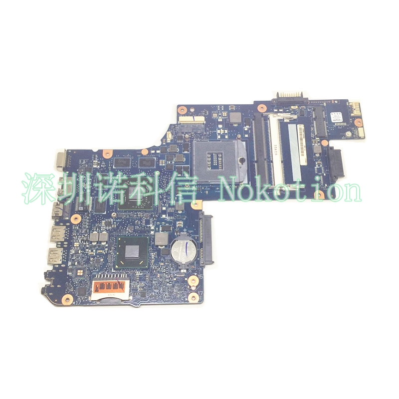 Laptop Motherboard For Toshiba L850 C850 C855 H000050760 Motherboards DDR3 intergrated Full test монитор dell 17 e1715s tft tn 1715 8107