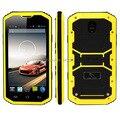 Hummer H8 Dual Core IP68 Robusto Smartphone 5.0 de Polegada Cartão Dual SIM Câmera 5.0MP WIFI GPS Venda Quente H6