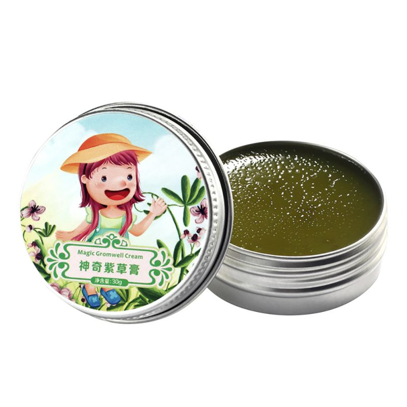 Body Cream Skin Care Magical Baby Lithospermum Comfrey Gromwell Ointment Baby Anti-itch Cream Mosquito Bites Anti Allergy