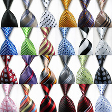 2019 Elegant Striped Men Neckties 10cm Wide Necktie For Men