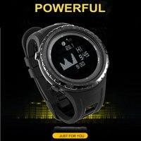 Multifunction Tide Fishing Wrist Watch Altimeter Barometer Stopwatch Compass