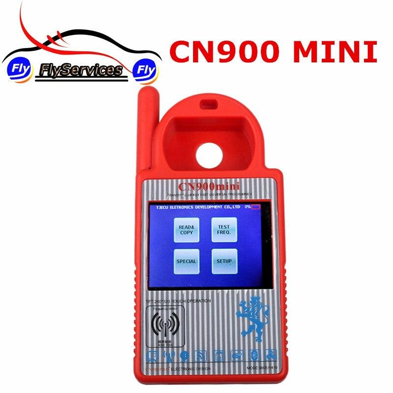 Высокое качество smart CN900 мини транспондера ключевых программиста Мини CN 900 Поддержка онлайн обновление мини cn 900