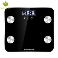 180 кг/50 г ванная комната весы LCD дисплей пол средства ухода за кожей вес Смарт Электронные цифровые весы устойчивые Bariatric здоровья весы