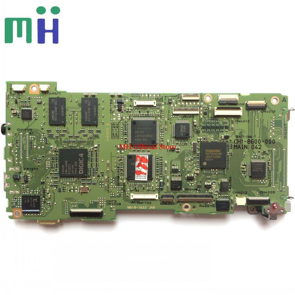 For Canon 5D2 Mainboard Motherboard PCB For Canon 5D Mark II Main Board Mother Board Camera