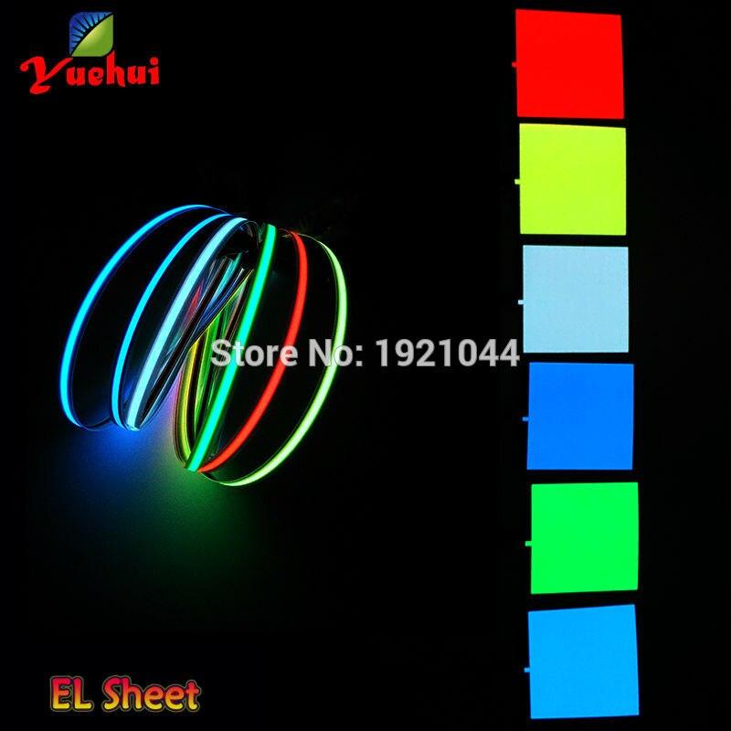 6 գույների ընտրություն 10X10CM Առանց - Տոնական պարագաներ - Լուսանկար 6