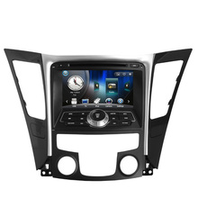 7 inch Car DVD Player GPS Navigation For Hyundai i45 Sonata 2011 2012 2013 2014 with Bluetooth RDS AM FM Steering wheel control