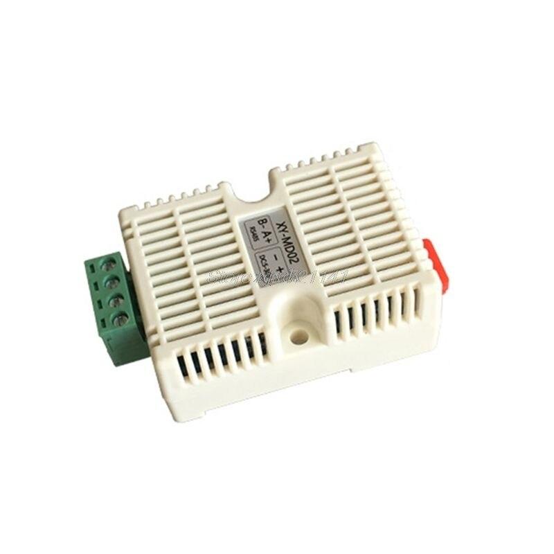 Temperatura & Sensor de Umidade Transmissor SHT20 Alta Precisão Monitoramento Modbus RS485 Dec12 Dropship