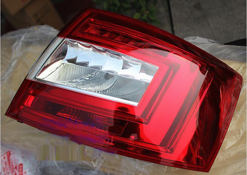 car-styling,Octavia Tail light,2014 2015 2016,led,Free ship!Octavia fog light;Rapid,car-covers,Chrome;Yeti,CX-5 rear light car styling baleno day light 2016 2017 chrome led free ship car detector baleno fog light car covers jimny sx4 vitara reno