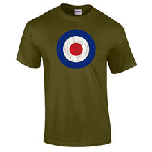 RAF MOD Target Mens Scooter Retro Classic Dad Grandad Fathers Day T-Shirt New T Shirts Funny Tops Tee Unisex
