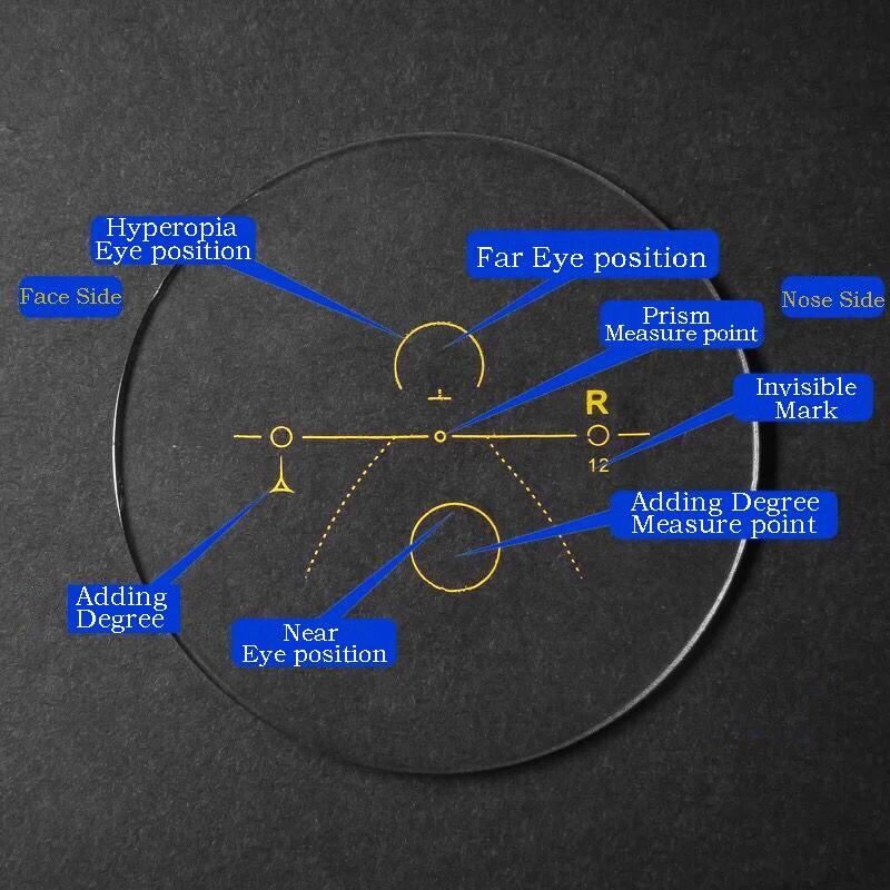 6824e32cec ... de lectura hombres antideslumbrante Presbyopia gafas dioptrías gafas.  Miopía: 0-800 grados astigmatismo 0-200. Hiperopía: 0 ~ + 600 grados  astigmatismo ...
