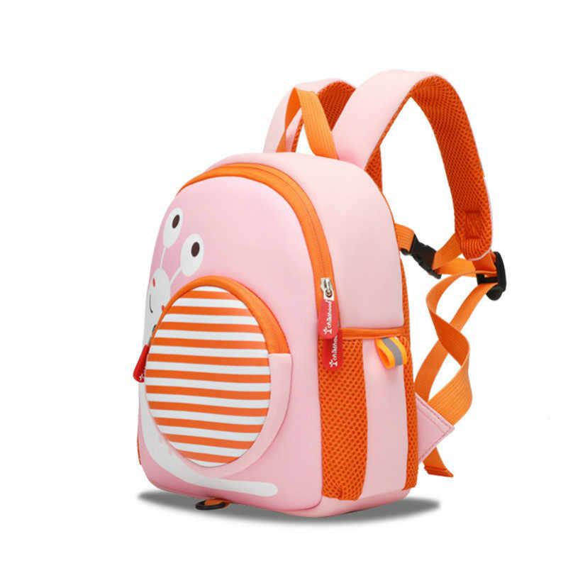 กระเป๋านักเรียนหญิงกระเป๋านักเรียนเด็กอนุบาล 2-6 ปี anti - lost ชายกระเป๋าเป้สะพายหลังกระเป๋า