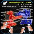 777-320 2.4G Control Remoto Batalla Lucha Inteligente Robots Juguetes Para Los Niños Regalo de La Novedad de Alimentación